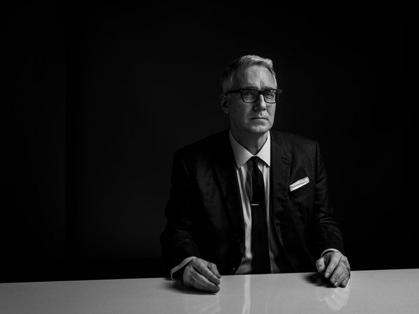Keith Olbermann Was Once Cable News's Liberal Standard-Bearer. Now He's Missing Its Boom Times.