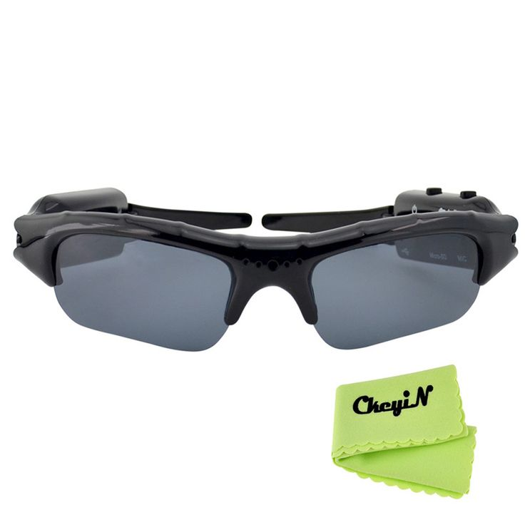 Sunglasses with Digital Video Recorder SG003H-H30 - wearing gadgets - Electronic's - Articles - Blog about nice goods