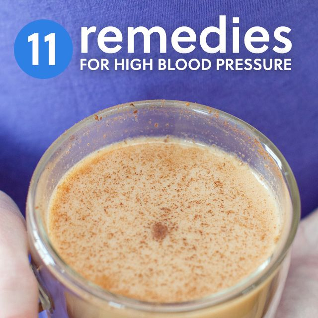 Use these effective home remedies to lower your blood pressure and reduce your risk of heart disease.