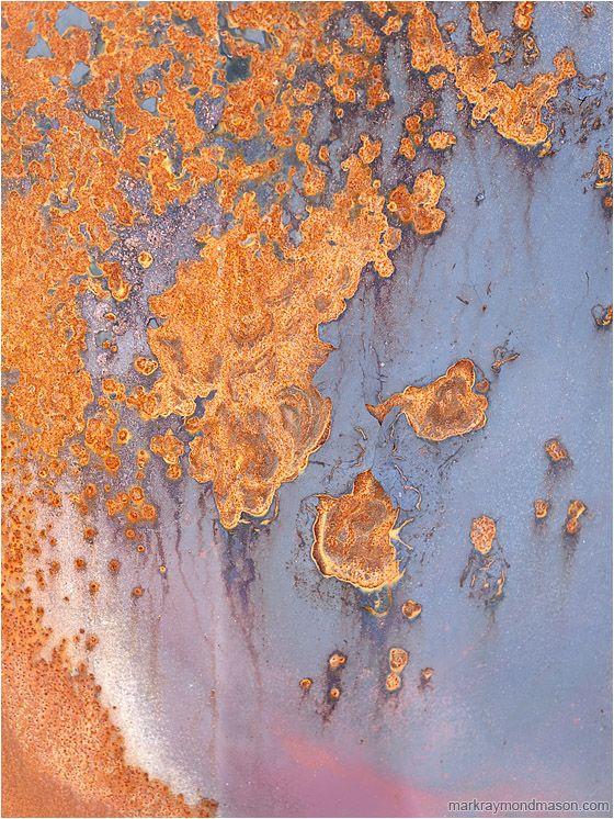 Mark Raymond Mason clouded rust