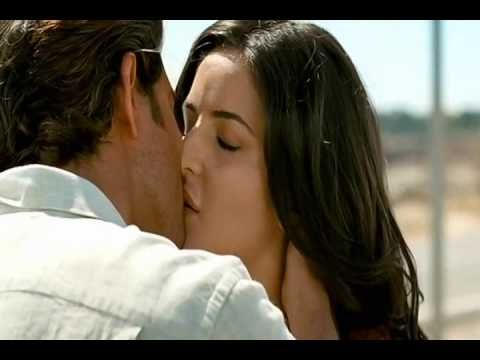 """Watch: Hottest N Sexiest Katrina Kaif Kissing Scene"" http://youtu.be/FT9C37SUNII"
