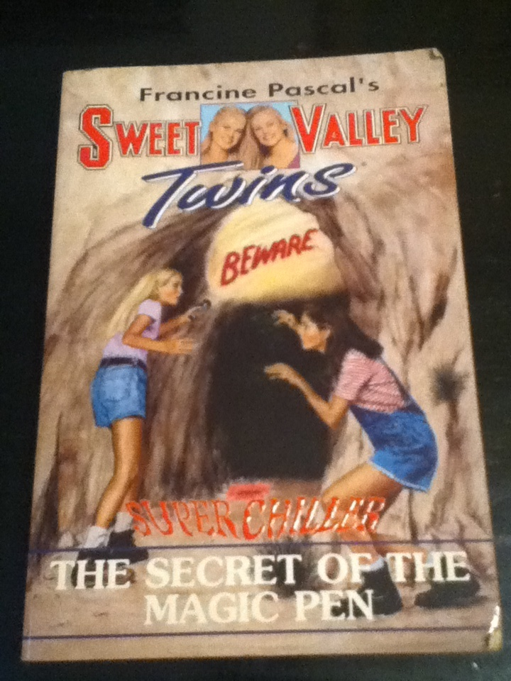 One of the best Sweet Valley Twins Edition!