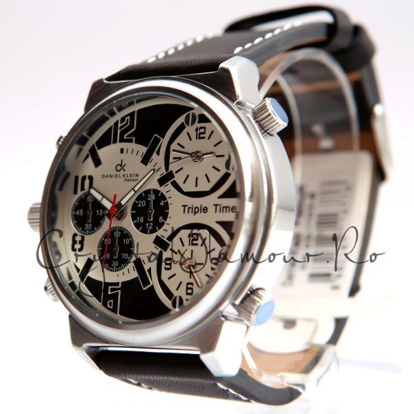 Ceas barbati Daniel Klein Premium Triple Time 010103-8