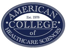 American College of Healthcare Sciences (ACHS),(for-profit) based in Portland, Oregon, United States, specializes in online holistic health distance education. Founded in 1978, ACHS is accredited by the Distance Education and Training Council and Approved by the Oregon Office of Degree Authorization and is listed in the database for the Council for Higher Education Accreditation.