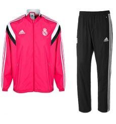 Chandal Real Madrid Rosa 2015. http://www.deportesmena.es/camiseta-real-madrid/