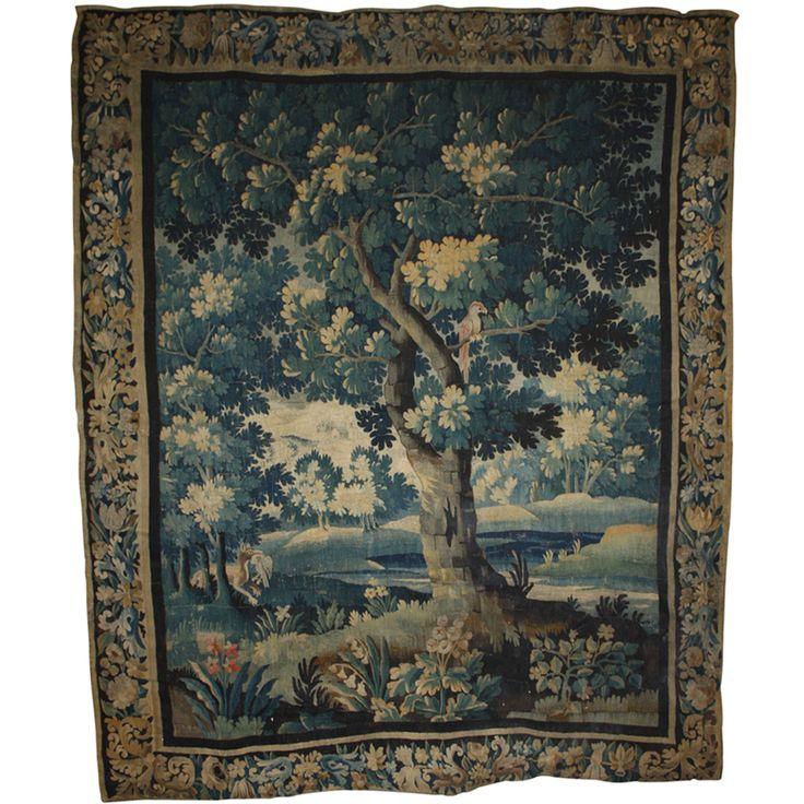 33 best Antique & Vintage Tapestries images on Pinterest