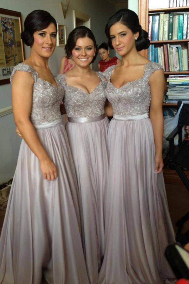 Vestidos damas!