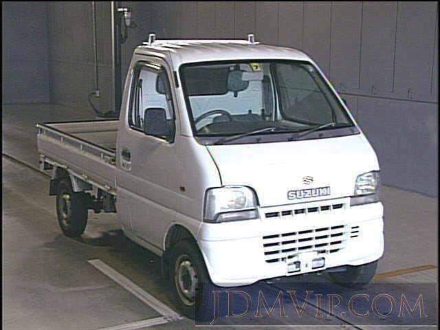 2001 SUZUKI CARRY TRUCK 4WD_KU_3 DB52T - http://jdmvip.com/jdmcars