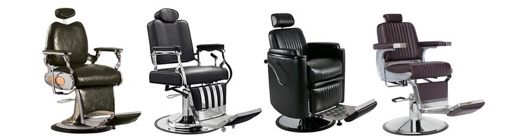 Barber chairs vintage style  for barber shop