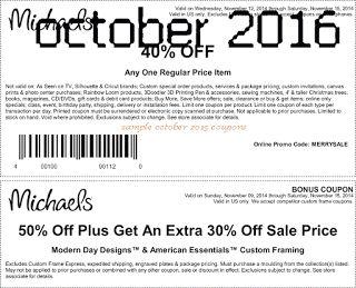 free printable coupons michaels coupons - Michaels Framing Coupon