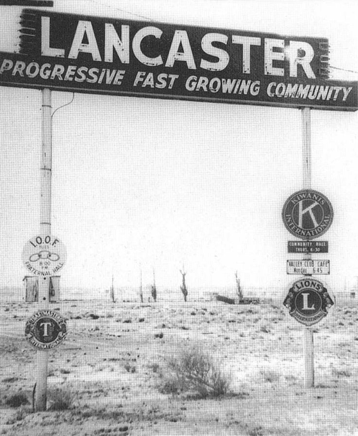 Viewliner Ltd.: Images of Lancaster, CA