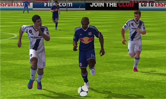 FIFA 13 Now Supported On All Windows Phone Devices