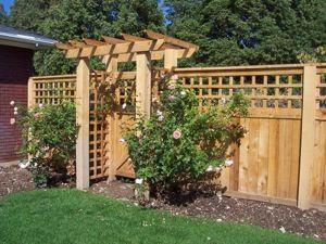 Best 25 Wood Fence Installation Ideas On Pinterest