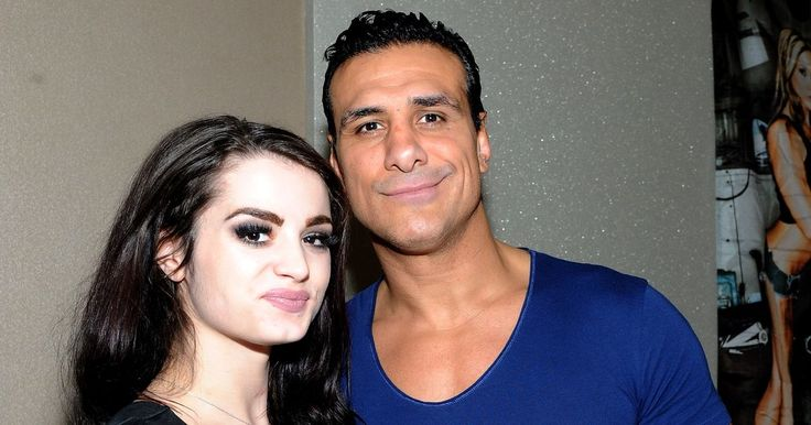 Paige's husband Alberto Del Rio has strongly hit out at the trolls who continue to abuse the WWE diva and has also attacked a WWE boss, believed to be Triple H