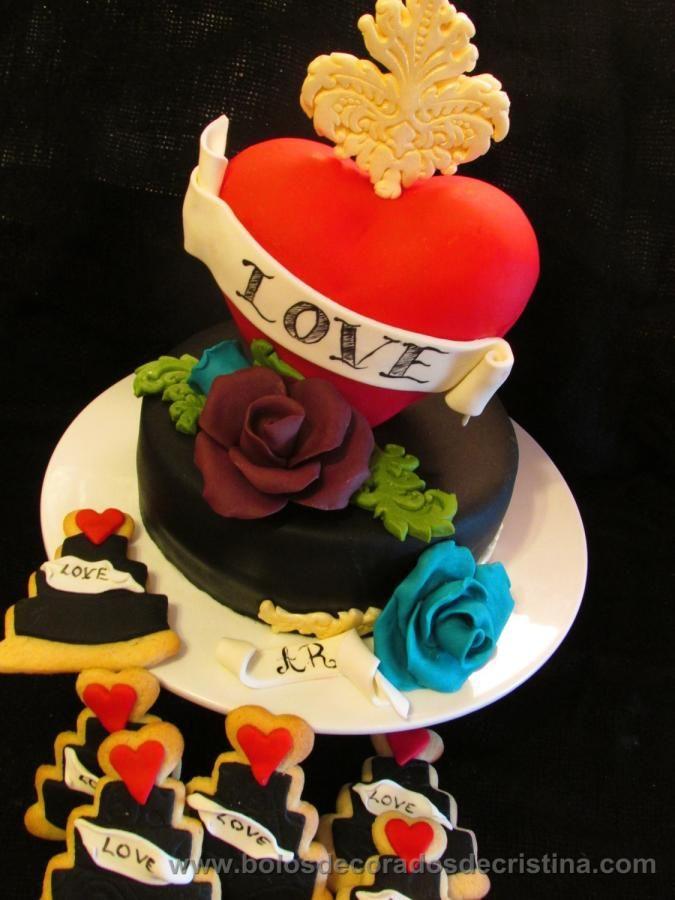 Cake Decorating Tattoos