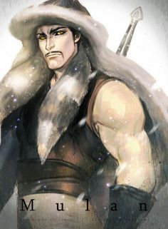 Shan yu - Mulan