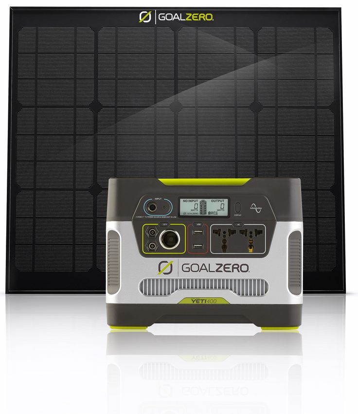 Dieses Solar-Kit besteht aus dem Boulder 30, einem monokristallinen Solarpanel mit 30 Watt Leistung, und dem Yeti 400, einer Powerstation mit diversen Anschlussmöglichkeiten. Das System ist für Technik-Dummys bestens geeignet, denn Sie...