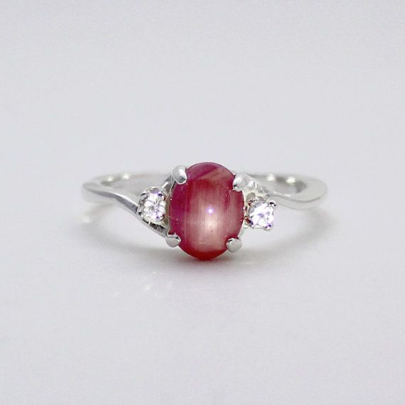 Hey, I found this really awesome Etsy listing at http://www.etsy.com/listing/161431446/genuine-pink-star-sapphire-ring-sterling