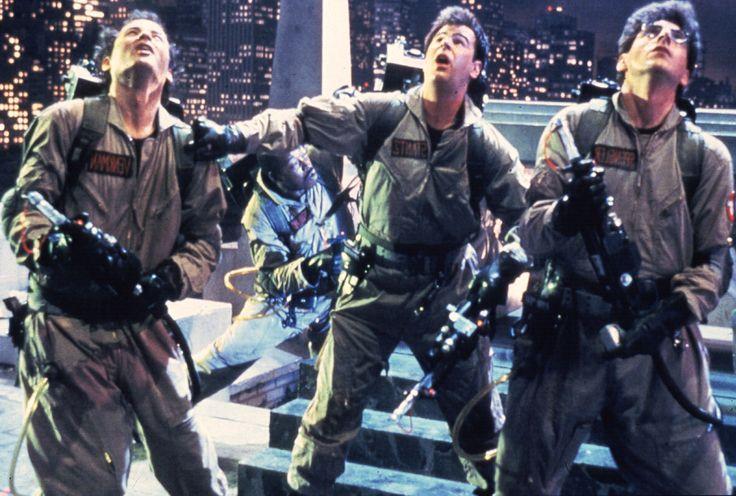 Ghostbusters - Die Geisterjäger Ghostbusters, Kinostart 25.01.1985, USA 1984