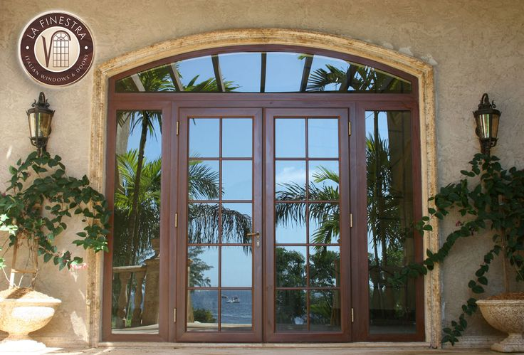 Double French Door Consider Improving Indoor Air Quality