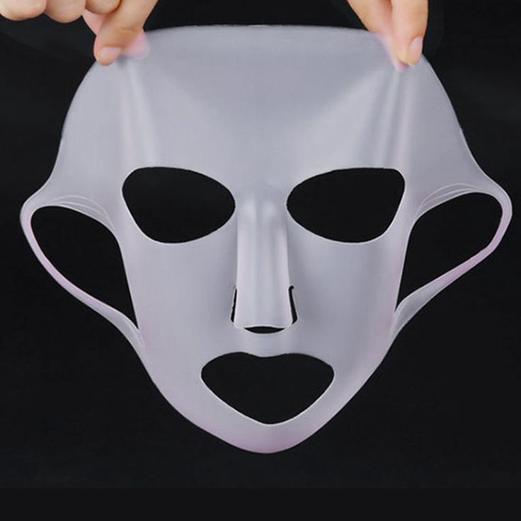 1 Pcs New Silicone Face Mask Cover Prevent Mask Essence Evaporation Speed Up The Absorption Moisturizing Facial Mask Cover #clothing,#shoes,#jewelry,#women,#men,#hats,#watches,#belts,#fashion,#style