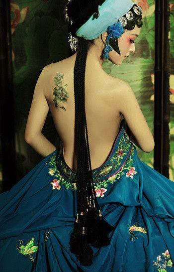 Photography - Chinese style sexy - Chinese opera