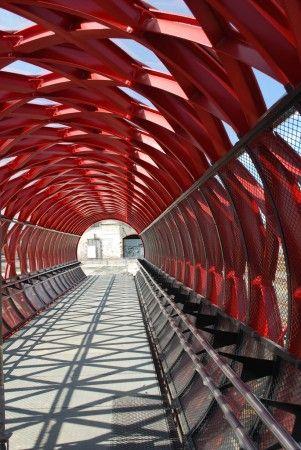 In Progress: Railway Footbridge at Roche-sur-Yon