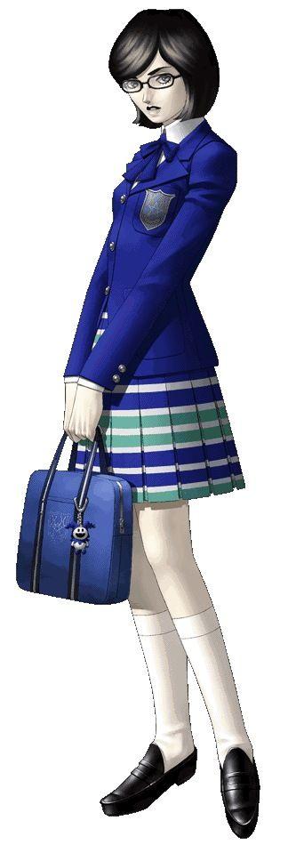 Shin Megami Tensei if... PlayStation Artworks, images - Legendra RPG