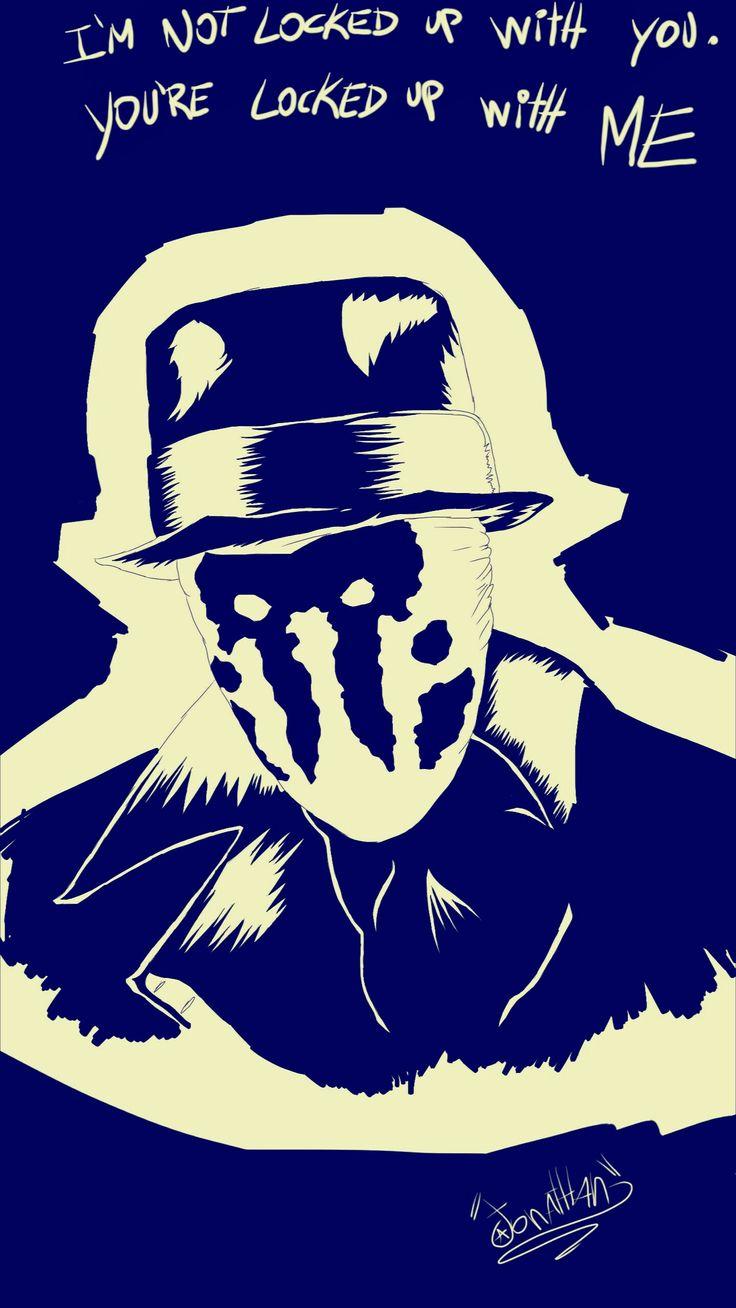 Rorschach, The WatchMen
