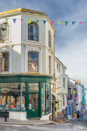 Quay Street, Falmouth, Cornwall | Flickr - Photo Sharing!