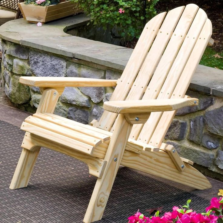 Living Accent Folding Adirondack Chair Is One Of The Things That You Should  Not Leave At The Summer Time. Sneak Our Gallery To Know More!