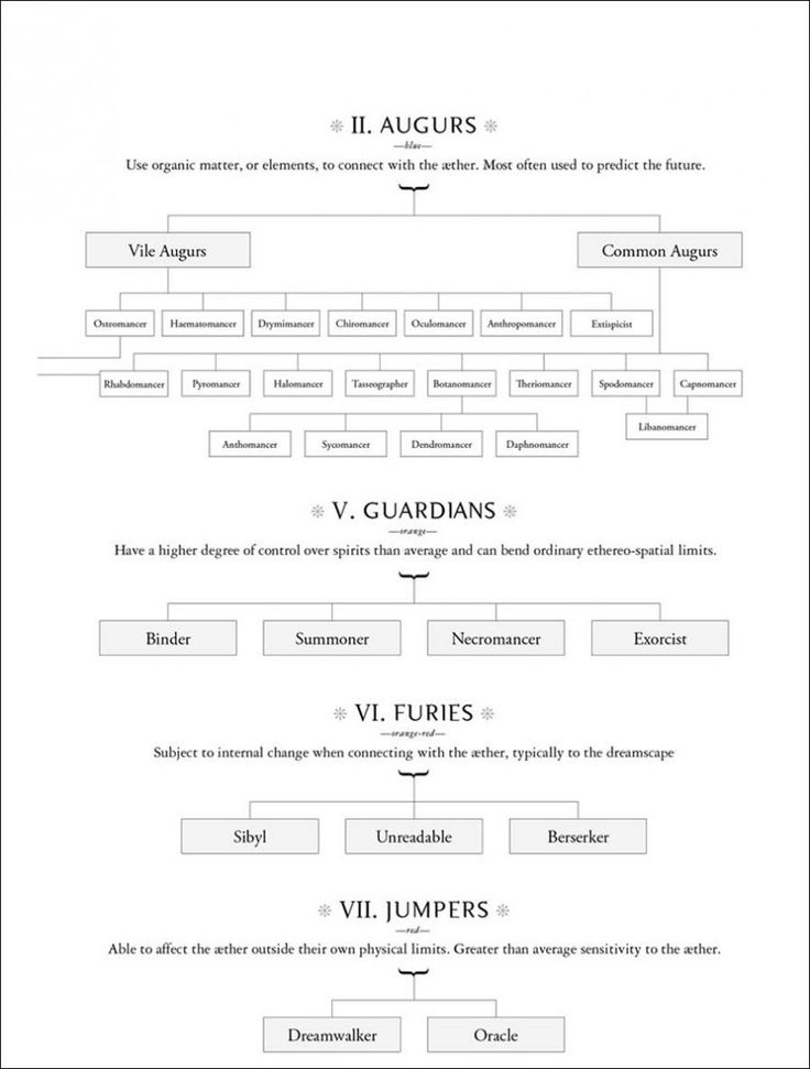 The  Orders Of Clairvoyance  Bookworm Business
