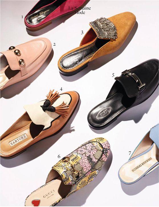 @davinamuller pour L'Express Styles #davinamuller #photography #stilllife #fashion #shoes #loafer #mules #productdesign