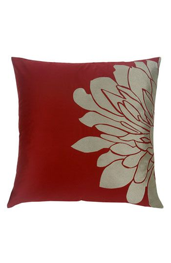 Blissliving Home 'Gemini Red' Pillow (Online Only) available at #Nordstrom