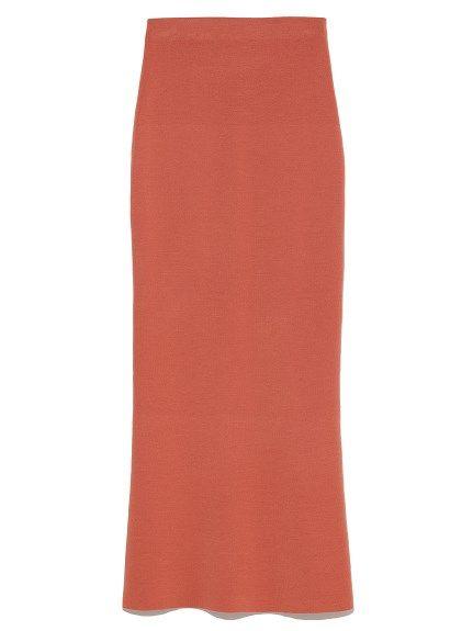 ソフトニットロングスカート(ロングスカート)|snidel(スナイデル)|ファッション通販|ウサギオンライン公式通販サイト