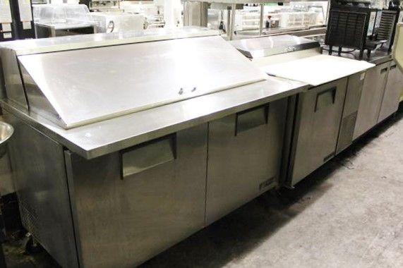Supermarket Equipment Auctions and Restaurant Equipment Auctions - Vision Equipment