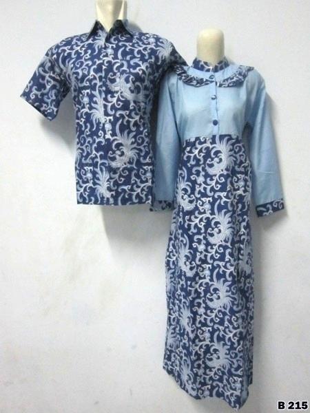 KODE B215 | Harga: Rp. 175.000 | pasang | Bahan : katun prima, batik sablon kombinasi |  Size M, L, XL | Hotline : 081333303545 | BB Pin 2128117C.
