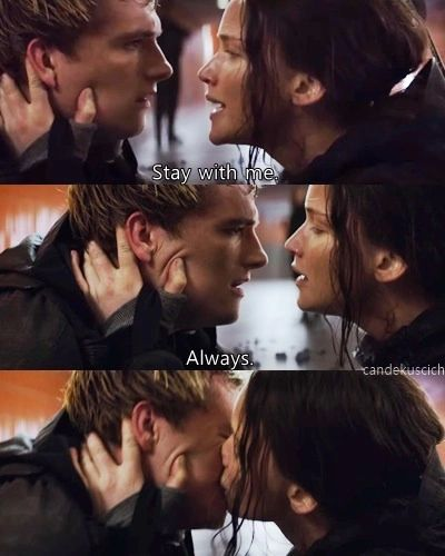 Mockingjay Part 2 | Katniss & Peeta | Everlark | The Hunger Games