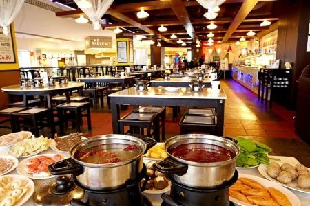 Best lunch options in gurgaon