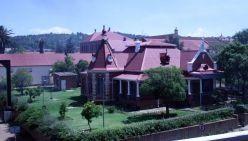 Prison warders homes at Pretoria Central Prison