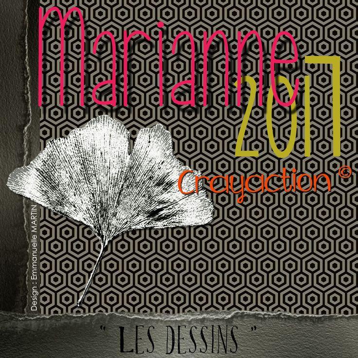 Crayaction et les dessins de Marianne