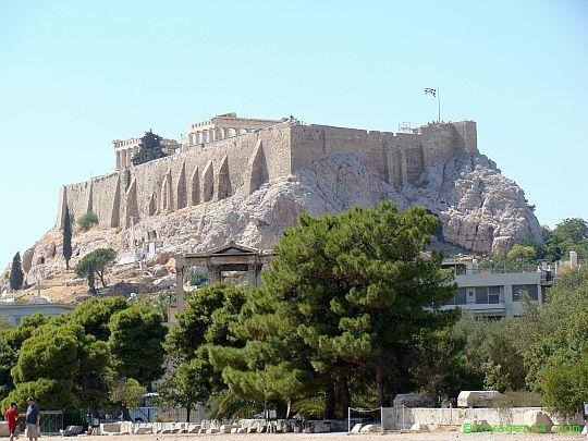 Ateny-Grecja-Akropol
