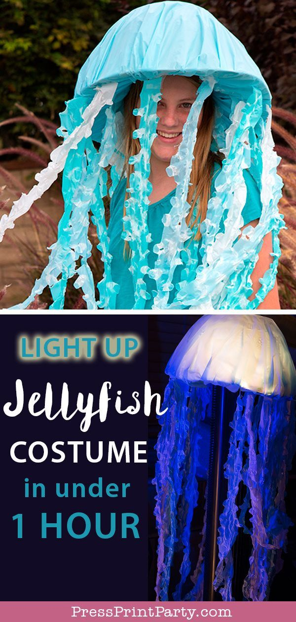 Adult Jellyfish Hat