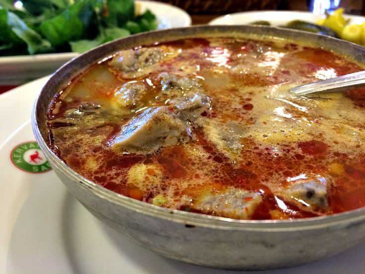 Kelle Çorbası
