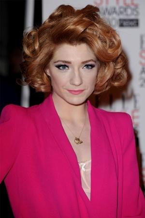 ..: Shorter Hair, Big Curls, Hair Colors, Retro Hair, Spring Hair, Shorts Hair, Shades Of Red, Popular Hairstyles, Hair Style