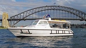 Sydney Cove Water Taxis | Weddings Water Taxi Services
