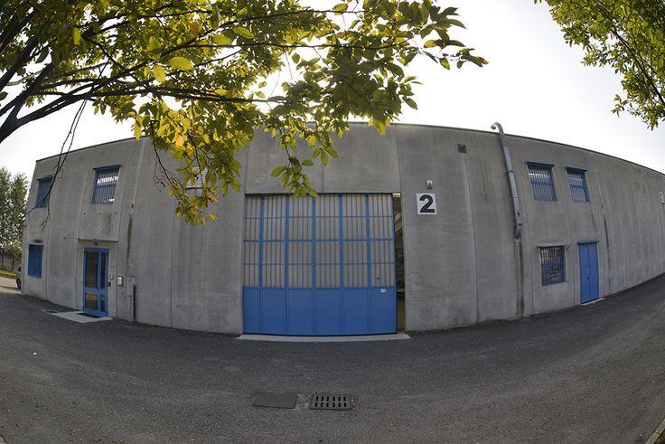 Gruppo Bertoni,sede