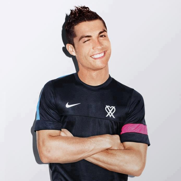 Cristiano Ronaldo Nike Photo Shoot Rich And Famous