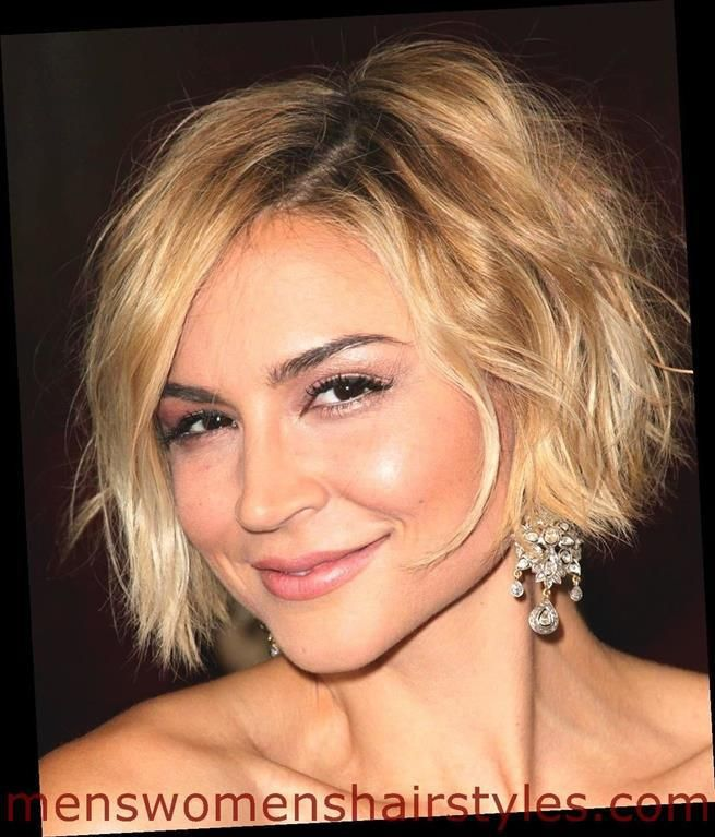 Messy Short Bob Hairstyles 2016 | Curl up and Dye | Pinterest