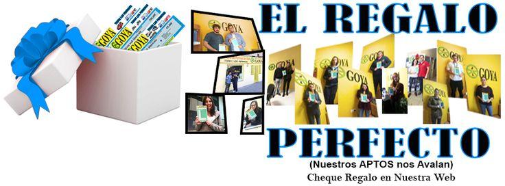 El #regalosdenavidad #perfecto http://www.autoescuelagoya.com/ofertas los mejores #profesionales